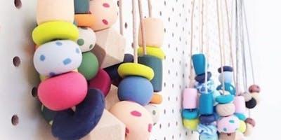 Polymer Clay Jewellery Workshop