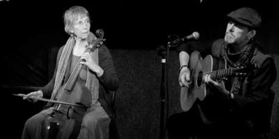 Taith Duo - Gillian Stevens and Dylan Fowler