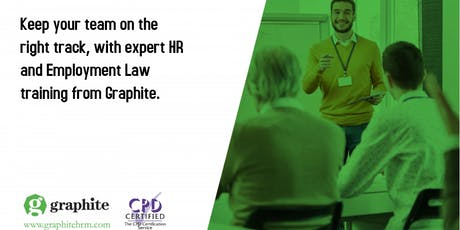 Graphite HRM - How to Handle Allegations of Bullying and Harassment in the Workpace tickets