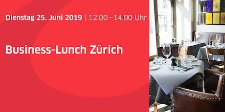 VFU Business Lunch Zürich / Networking Lunch tickets
