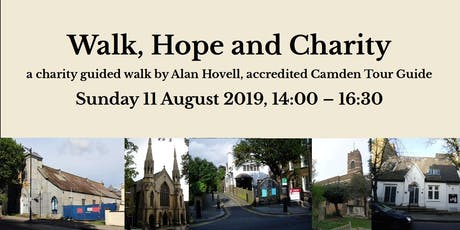 Walk Hope and Charity tickets