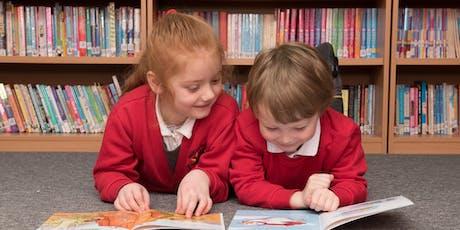 Burley Woodhead English Hub - Phonics and early reading tickets