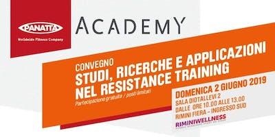 STUDI, RICERCHE E APPLICAZIONI NEL RESISTANCE TRAINING