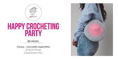 Crocheting Party - Around Me Bag - Casalnoceto (AL)