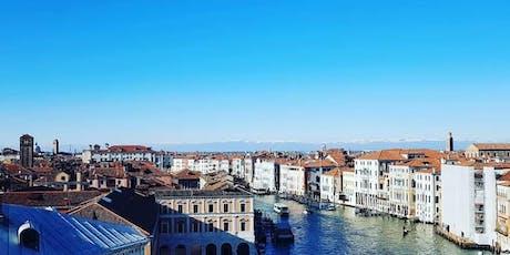 Venecia tour gratuito en español biglietti