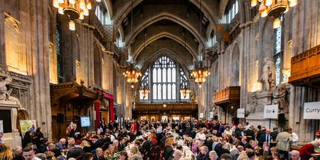The Lord Mayor's Big Curry Lunch 2020 - Register your interest tickets
