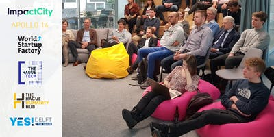 Startup Tuesday The Hague | Lizard Global