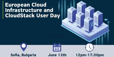 European Cloud Infrastructure and CloudStack User Day
