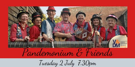 Pandemonium & Friends tickets