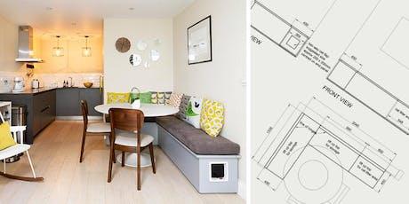 Designer's Table: Bespoke Furniture Design tickets