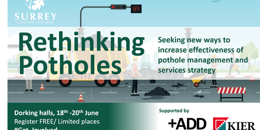 Rethinking Potholes - Surrey County Council