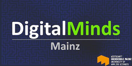 Digital Minds | Mainz 2019 Tickets