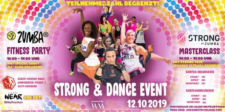 Strong and Dance Event 2019 Tickets