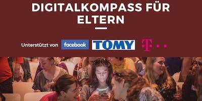 Digitalkompass für Eltern in Hamburg - Neue Medien und Erziehung #blogfamiliär