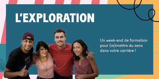 L'Exploration à Rennes, un week-end pour (re)mettre du sens dans sa carrière