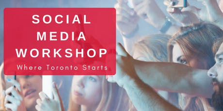 Social Media Workshop with The Startup Coach tickets