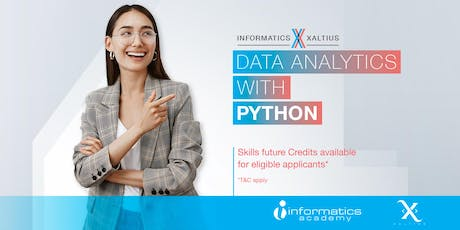 Short Course - Data Analytics Using Python tickets