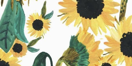 Sunflowers and Cocktails tickets