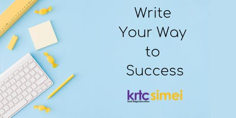 Write Your Way to Success tickets