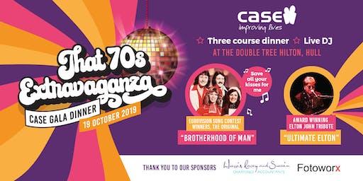 CASE Gala Dinner 2019: That 70s Extravaganza
