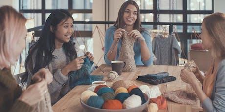 Beginners Knitting Workshop tickets