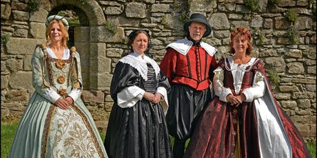 Lady Anne Clifford in the Westmorland Dales - Pendragon Castle tickets