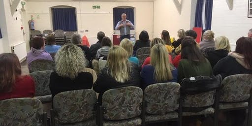 Evening of Clairvoyance with Gordon Robert Spirit Medium