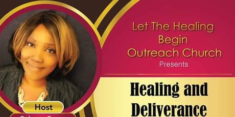 Let The Healing Begin Outreach tickets