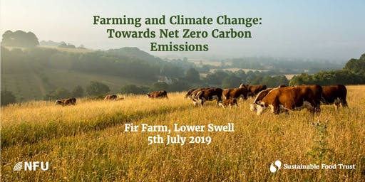 Farming and Climate Change: Towards Net Zero Carbon Emissions