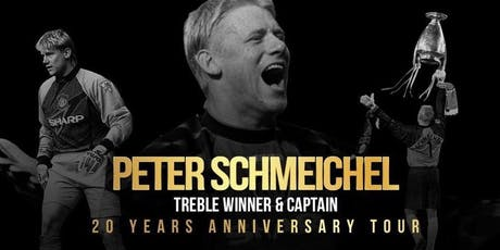 An Evening with Peter Schmeichel - Leicester  tickets