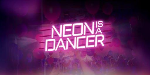 NEON IS A DANCER Party * 22.06.19 * Grüner Jäger, Hamburg