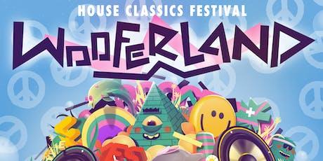 Wooferland Festival 2019 tickets