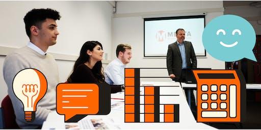 Start-Up Business Workshop 3:  'BookKeeping & Self-Assessment' - Norwich (Kings Centre)