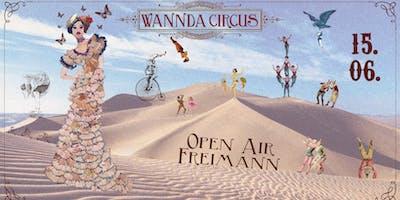 Wannda Circus Open Air 15.06.2019