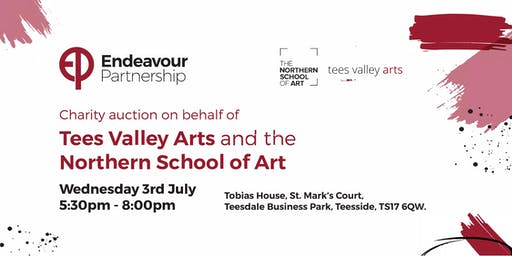 Charity Art Auction with Endeavour Partnership
