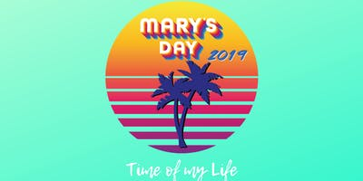 Mary's Day 2019 // Sunday 23rd June