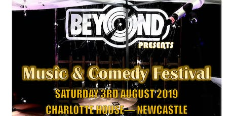Beyond Music Presents - The Beyond Vinyl Music  & Comedy Summer Festival tickets