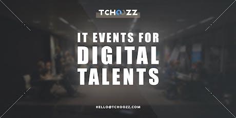 Tchoozz Job Dating | Nantes (23 Octobre) | Page Développeur tickets