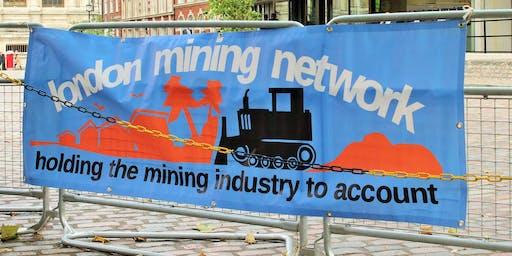 London Mining Network's annual gathering