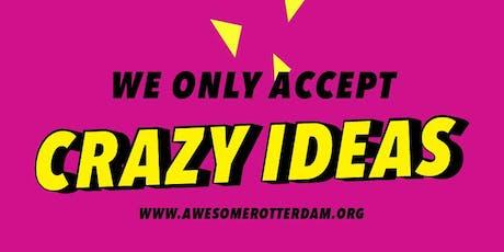 Awesome Foundation Rotterdam PITCH NIGHT 17 tickets