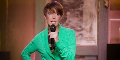 Mary Mack - June 27, 28, 29 at The Comedy Nest tickets