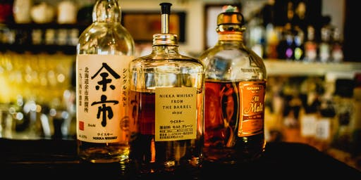 Japanese Whisky Tasting Evening