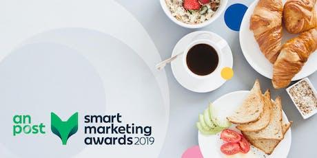 Smart Marketing Awards Winners' Breakfast tickets