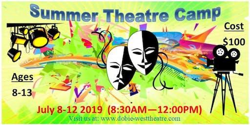 Children's Summer Theatre Camp