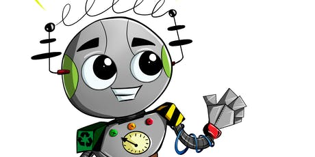 ScrapBot Wonderland!, 9-11 yrs (2 days and a half ROBOTICS course) tickets