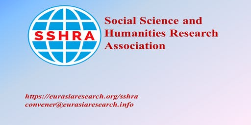 5th Dubai – International Conference on Social Science & Humanities (ICSSH), 09-10 December 2019