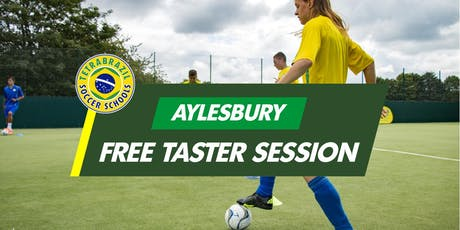 Free TetraBrazil Football Trial in Aylesbury tickets