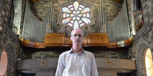 Raymond O'Donnell, organ