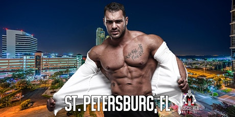 Muscle Men Male Strippers Revue & Male Strip Club Shows St. Petersburg, FL 8 PM-10 PM
