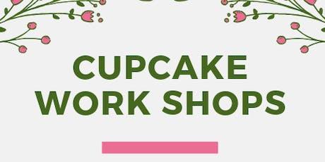 Cupcake Decorating tickets